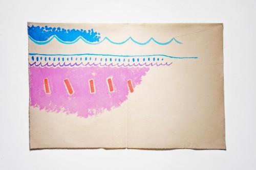 "<span class=""nome_artista"">Giorgio Griffa <p class=""nome_opera"">Campo viola</p> <p>1984</p> <p class=""info_opera"">Acrilico su tela</p> <p>59x82cm</p></span>"