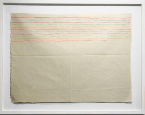"""<span class=""""nome_artista"""">Giorgio Griffa <p class=""""nome_opera"""">Senza titolo</p> <p>1973</p> <p class=""""info_opera"""">Acrilico su tela</p> <p>55x76cm</p></span>"""