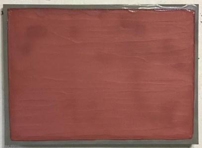 """<span class=""""nome_artista"""">Enzo Cacciola<p class=""""nome_opera""""> 10-9-1974 </p><p class=""""info_opera"""">cemento e asbesto su tela <br>1974, cm 80x110</p></span>"""