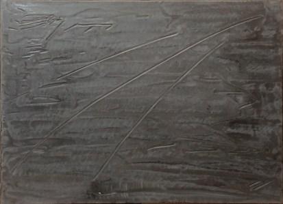 """<span class=""""nome_artista"""">Enzo Cacciola<p class=""""nome_opera""""> 21-11-89 1989</p><p class=""""info_opera""""> cemento nero su tela<br> 1989, cm 50x70</p></span>"""