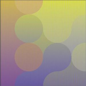 "<span class=""nome_artista"">Sandi Renko<p class=""nome_opera"">KROG 115 </p><p class=""info_opera"">aerografo su canneté acrilico 2017, 97 x 97 cm</p></span>"